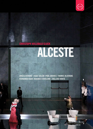 Recordings Alceste DVD Cover 815