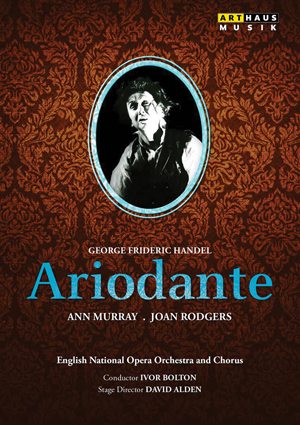 Recordings Ariodante DVD Cover 815