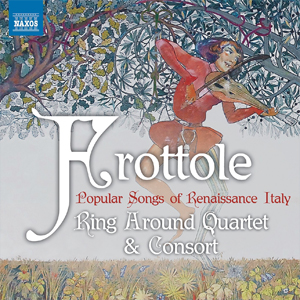 Recordings Frottole Cover 815