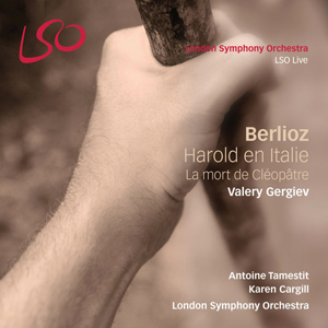 Recordings Berlioz Harold in Italie Cleopatra Cover 815