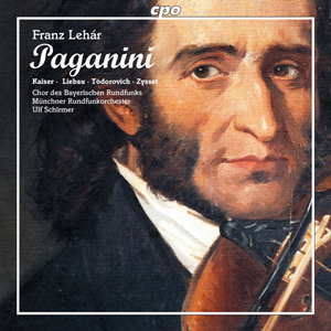 Recordings Lehar Paganini Cover 815