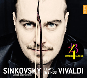 Recordings Sinkovsky Vivaldi Cover 815