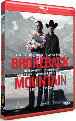 Video Brokeback Mountain DVD COver 815