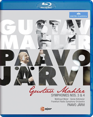 Recordings Mahler Jarvi Cover 815