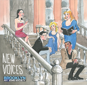 Recordings Brooklyn Art Song Cover 915