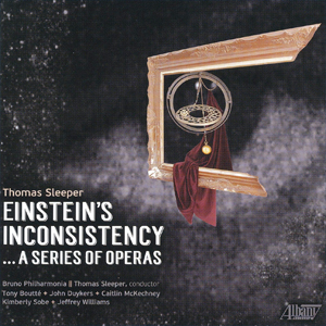 Recordings Einstein's Inconsistency Cover 915