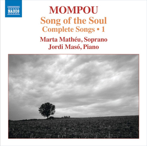 Recordings Mompou Cover 915