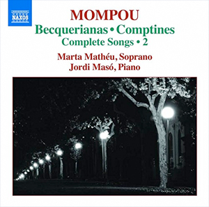 Recordings Mompou Cover 2 915