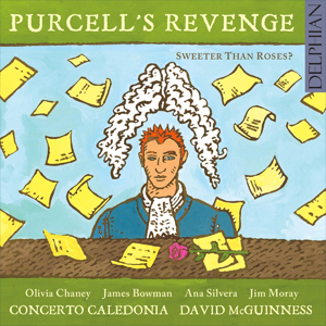 Recordings Purcells Revenge Cover 915