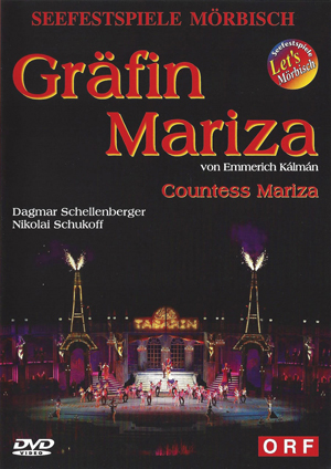 Recordings Grafin Mariza Cover 915