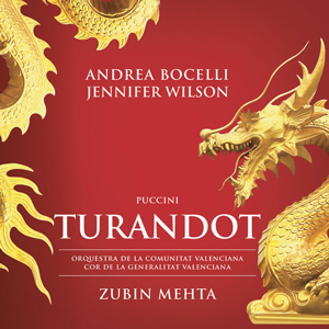 RECORDINGS TURANDOT COVER 116