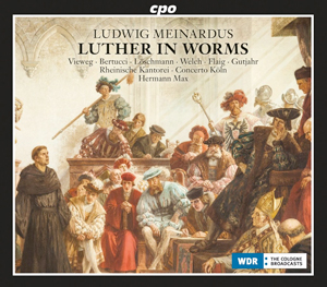 Recordings Luther in Worms Cover 116