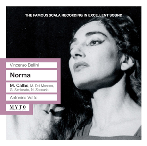 Recordings Myto Norma Cover 116