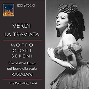 Recordings Traviata Cover 116