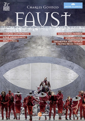 Recordings Faust DVD Cover 1016