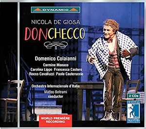 Recordings Don Checco Cover 1016