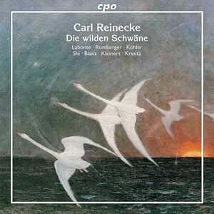 Recordings Wilden Schwaene Reinecke Cover 1016
