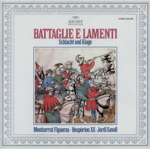 Recordings Battaglie Cover 1116