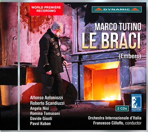 Recordings Braci CD Cover 1116