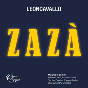Recordings Zaza Cover 1116