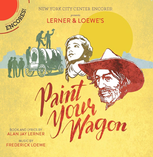 Recordings Paint Your Wagon Cover 1216