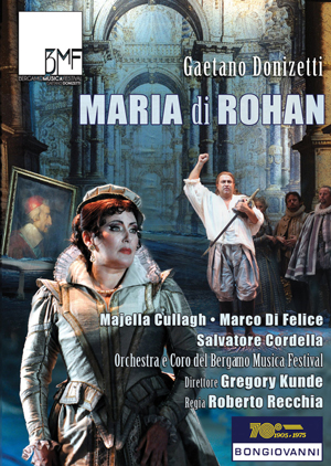 Recordings Maria di Rohan Cover 216