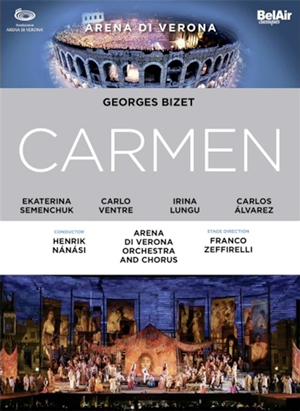 Recordings Carmen Cover 216