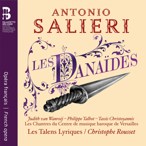 Recordings Les Danaides Cover 216