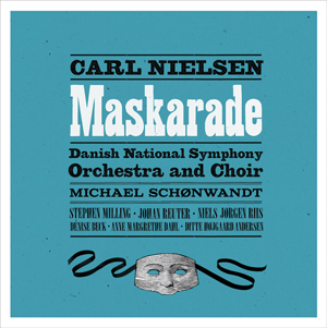 Recordings Maskarade Cover 216