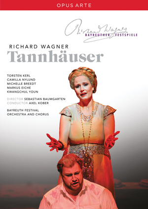 Recordings Tannhauser Cover 216