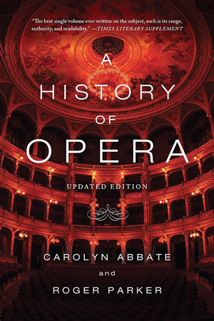Books History of Opera 316