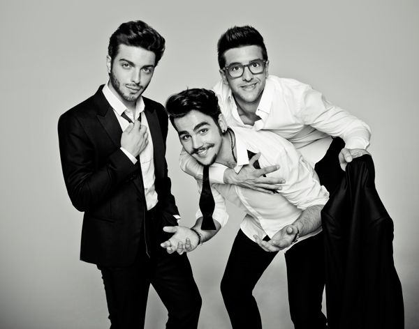 Il Volo Group hdl 316