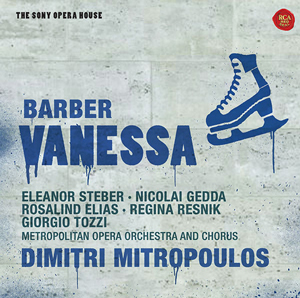 Recordings Vanessa Cover 316