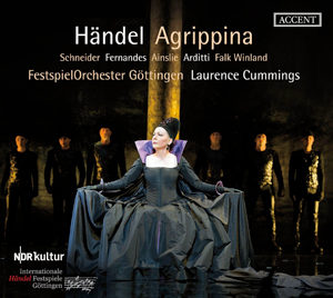 Recordings Agrippina Cover 316