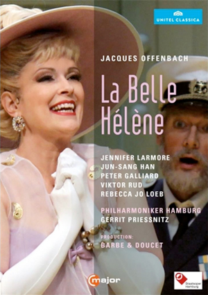Recordings Belle Helene Cover 316