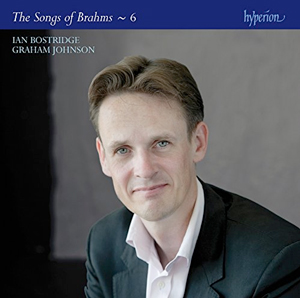 Recordings Brahms Bostridge Cover 316