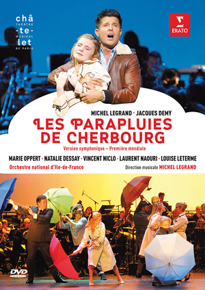 Recordings Parapluies Cover 316