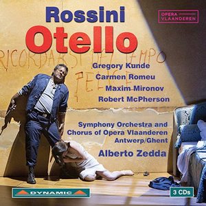 Recordings Otello Cover 316