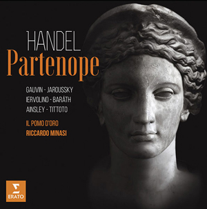 Recordings Partenope Cover 316