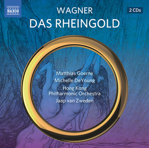 Recordings Rheingold Naxos Cover 316
