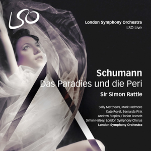 Recordings Schumann Paradis Cover 316