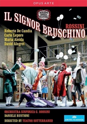 Recordings Signor Bruschino Cover 316