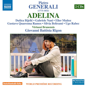 Recordings Adelina Cover 516