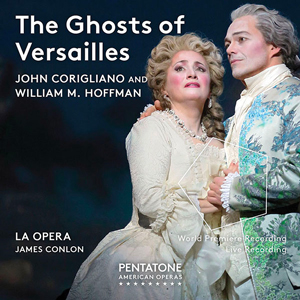 Recordings Ghosts of Versailles cover 816