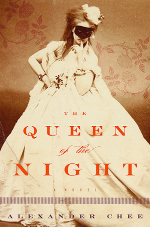 Book Queen of the Night Cover 916