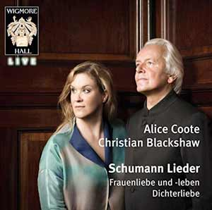 Recordings Schumann Cover 916