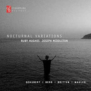 Recordings Nocturnal Variations cover 916