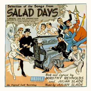 Recordings Salad Days cover 916