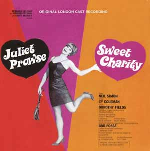 Recordings Sweet Charity Cover 916