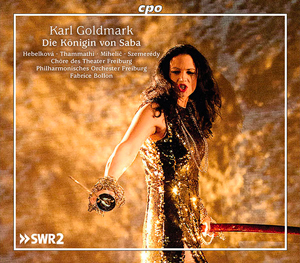 Recordings Goldmark Konigin Cover 117